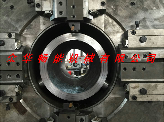 Cutter plate of online pipe cutting machine